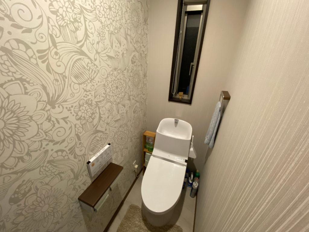 iPhone11でトイレを撮影