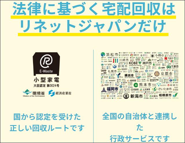 リネットジャパンの特徴
