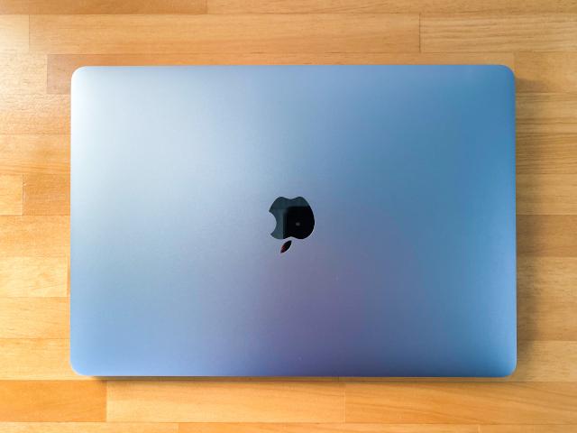 MacBook外観