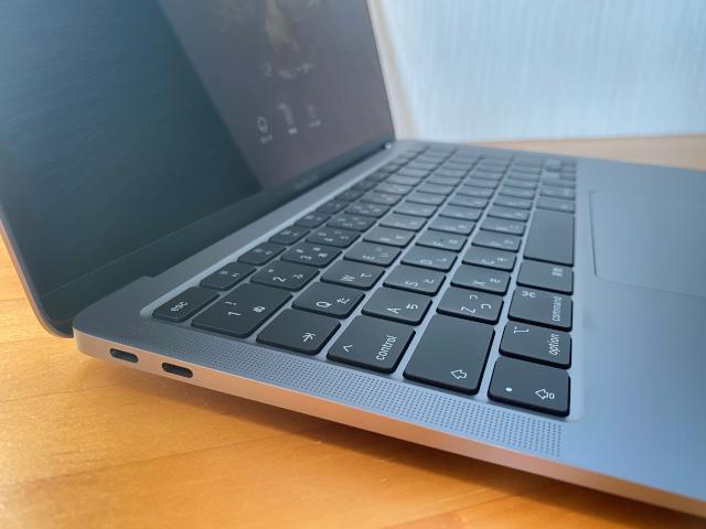 MacBook Air端子