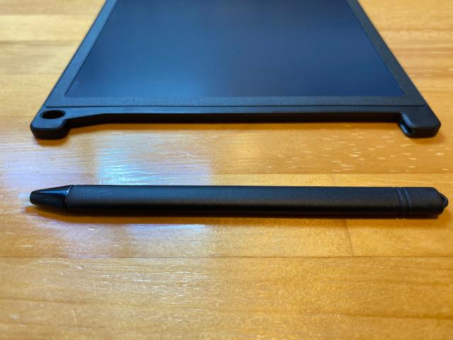 オーム電機ペンの形状