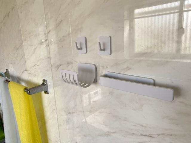 セリア浴室マグネット