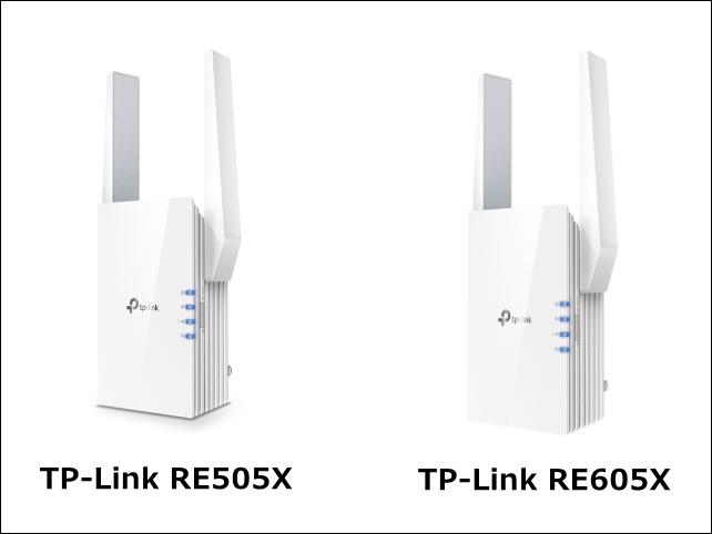RE505XとRE605X